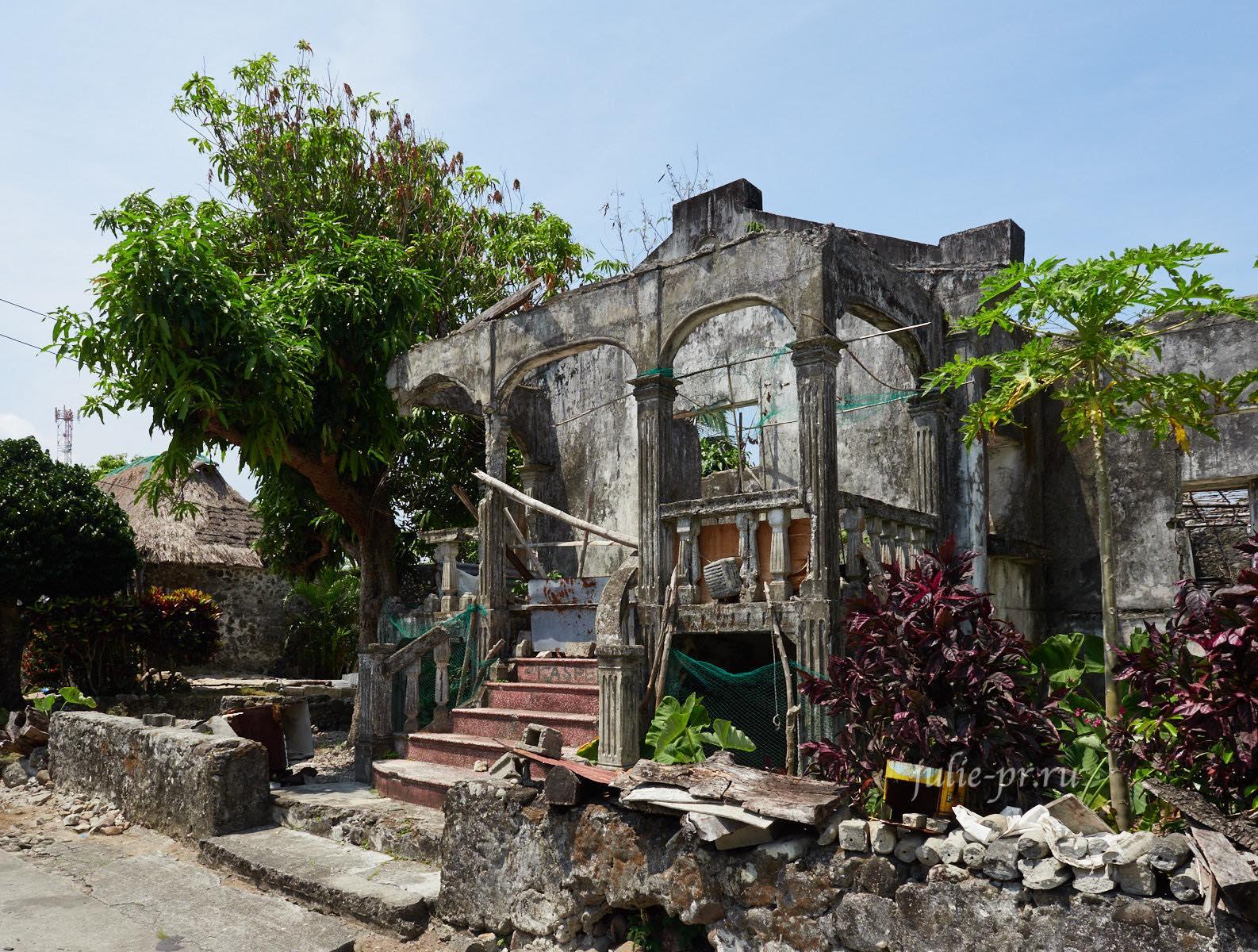 Филиппины, острова Батанес, руины