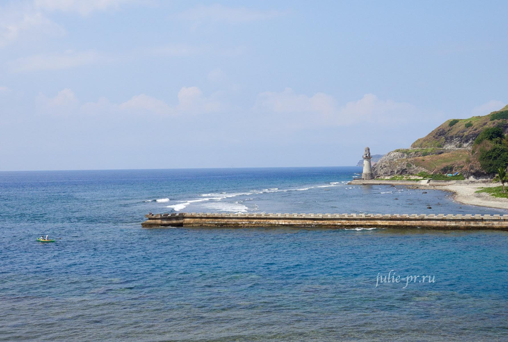 Филиппины, острова Батанес, Mahatao Lighthouse