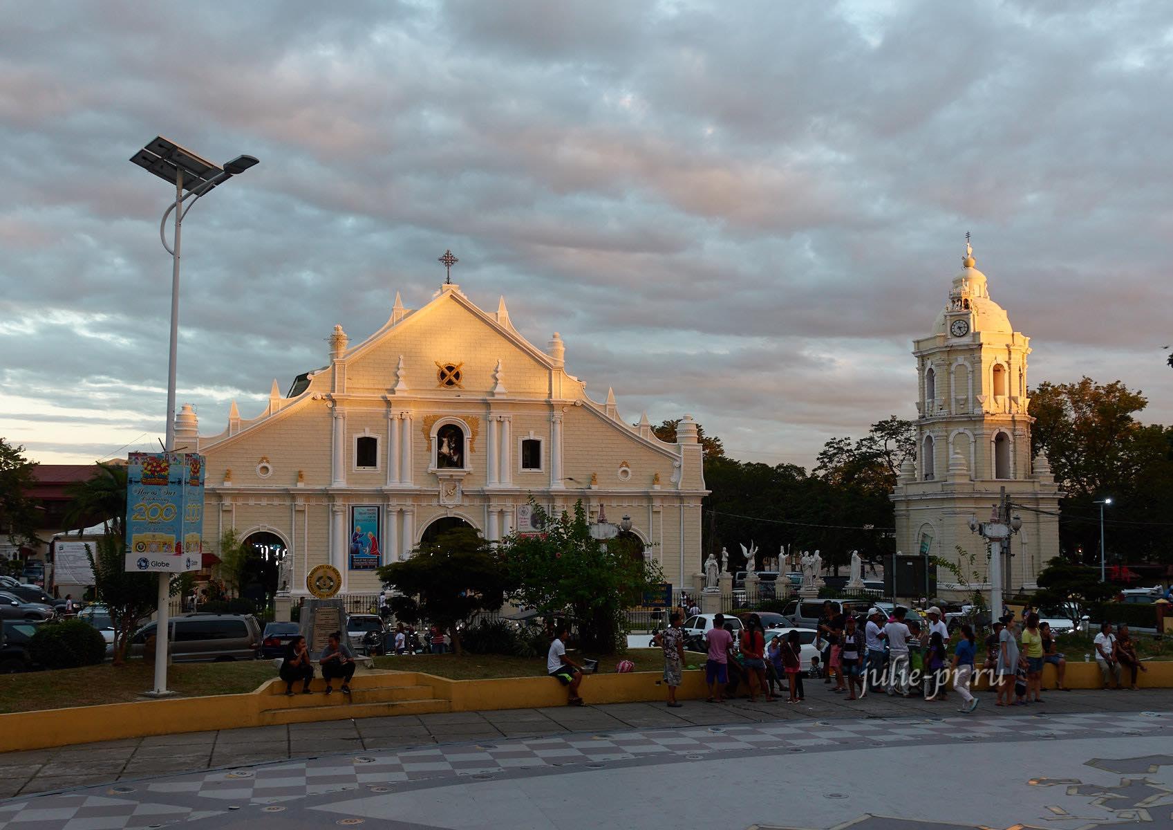 Филиппины, Виган, собор