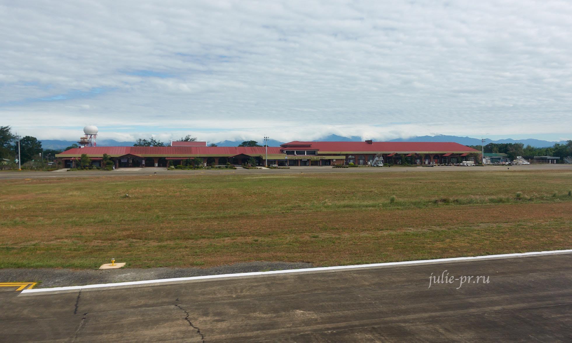 Филиппины, Лаоаг, аэропорт