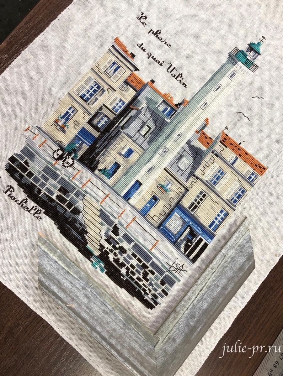 Вышивка крестом, Изабель Вотье, ла-рошель, Isabelle Vautier, ISA12 La Rochelle