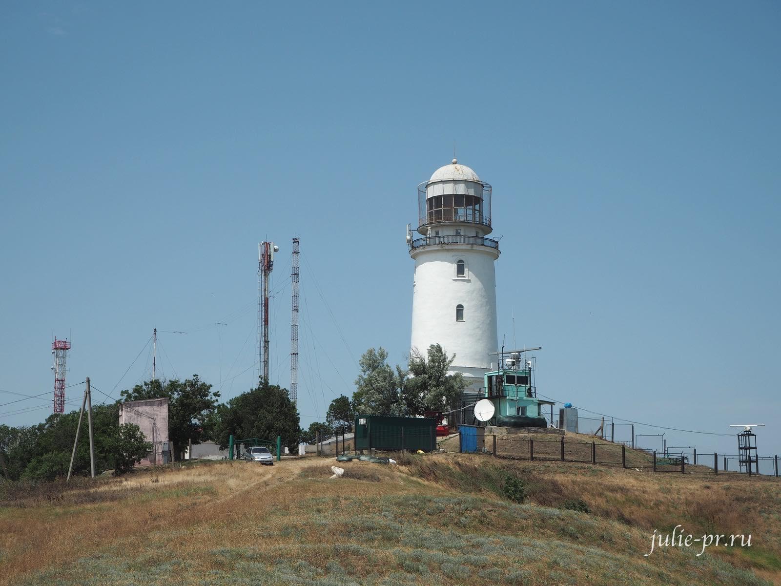Еникальский маяк, Керчь