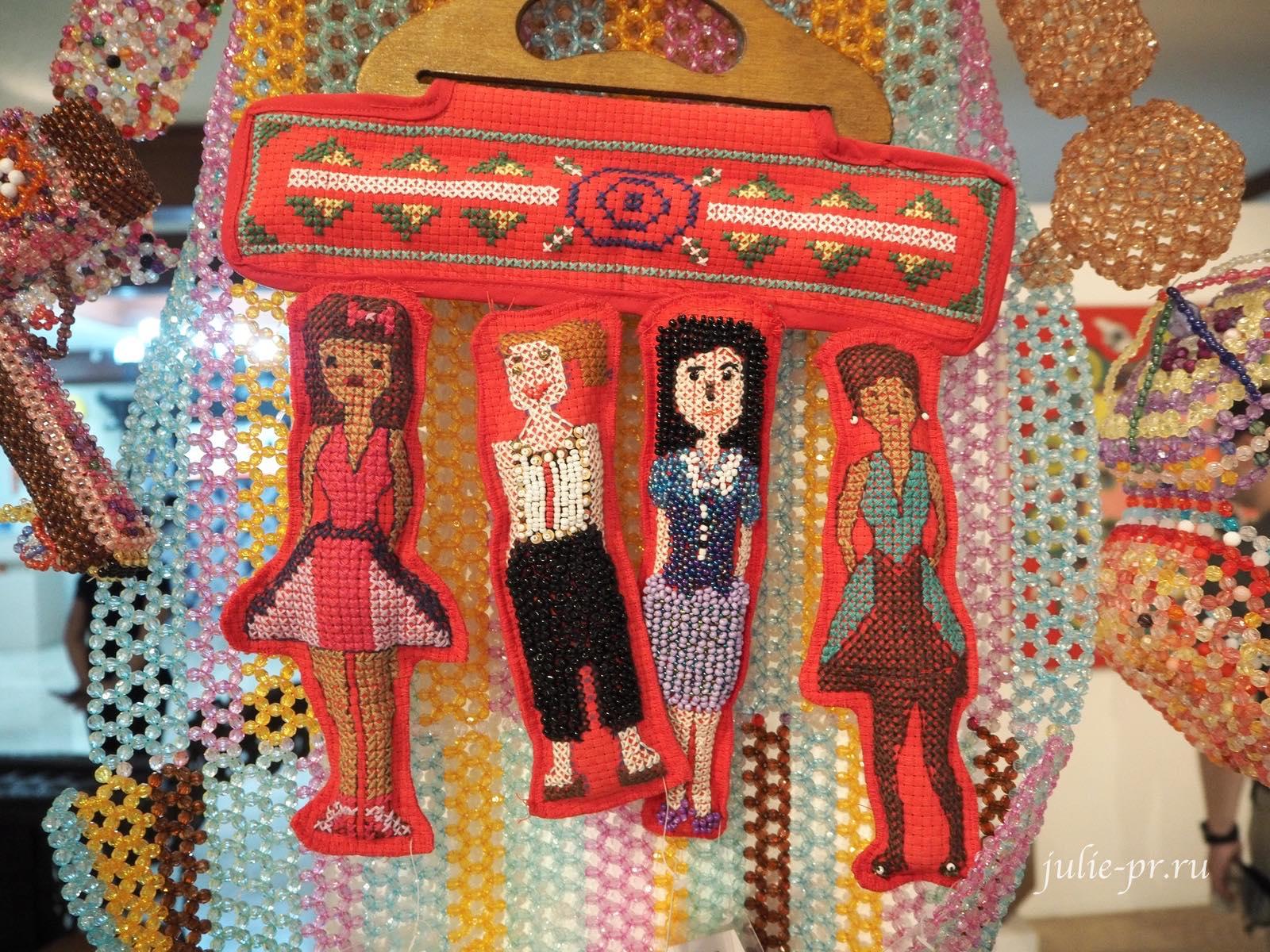 inday dolls, куклы выставка, Bayaning Inday, вышивка, Филиппины, Манила, вышивка крестом