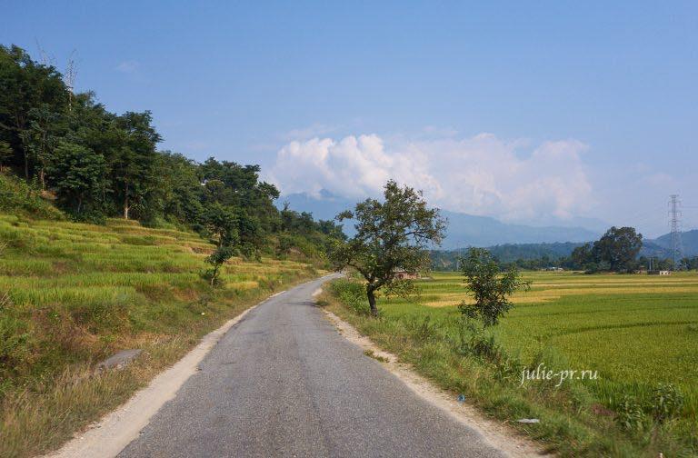 Непал. Вокруг Аннапурны: 5. Катманду – Бесисахар – Чамдже