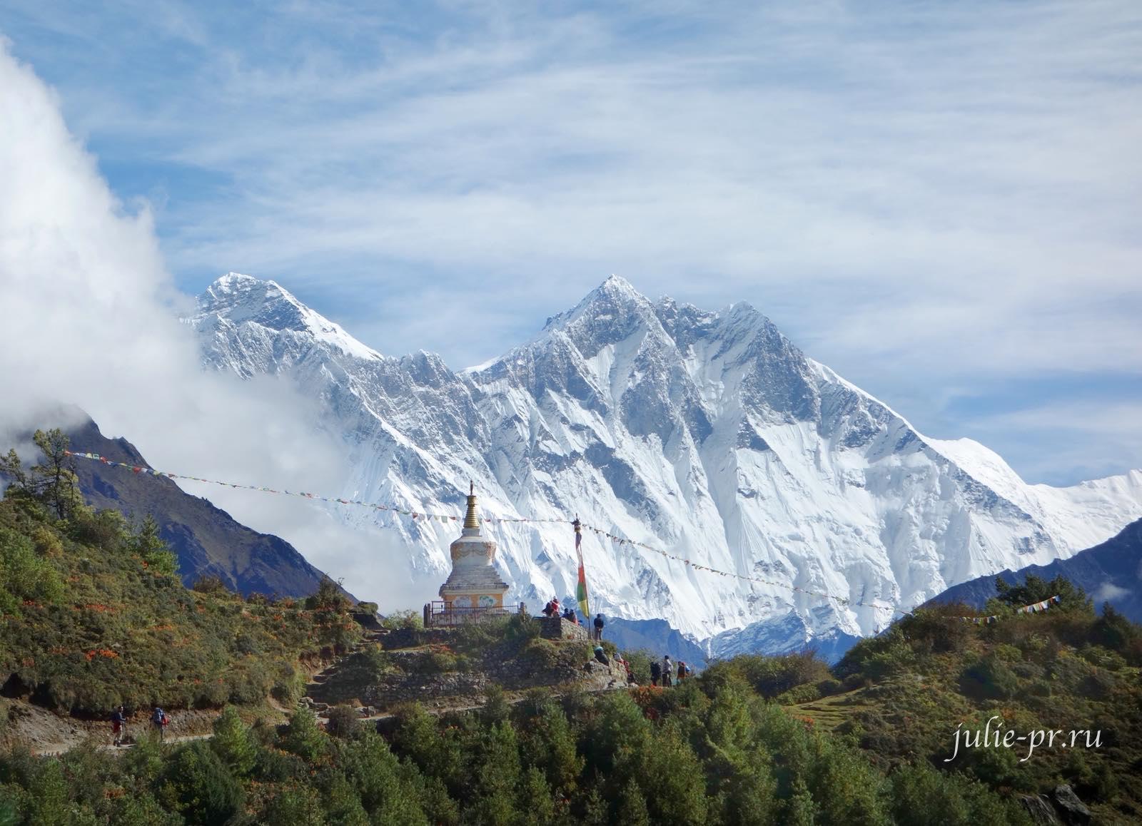 Гималаи, Эверест
