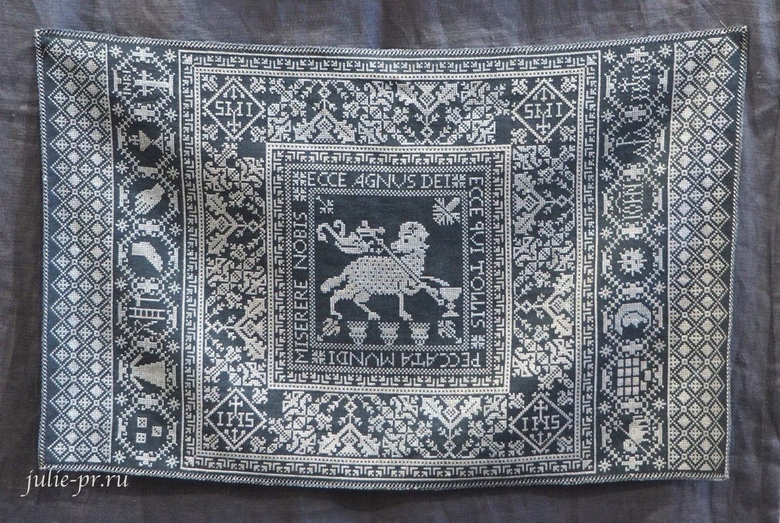 Modern Folk Embroidery, вышивка крестом, примитив, квакер, Fili Senza Tempo