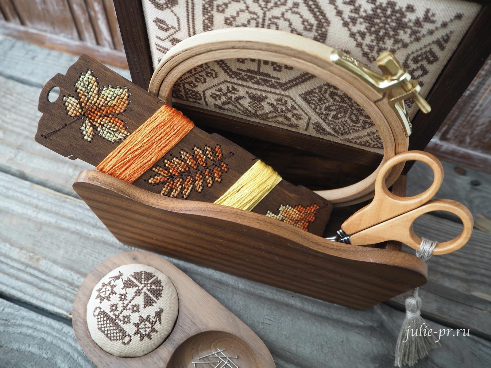 Gazette94, Quaker, вышивка крестом, примитив, квакер, бесплатная схема, Xiu Crafts, Storage holder Spring rabbit, деревянная бобинка Колесникова