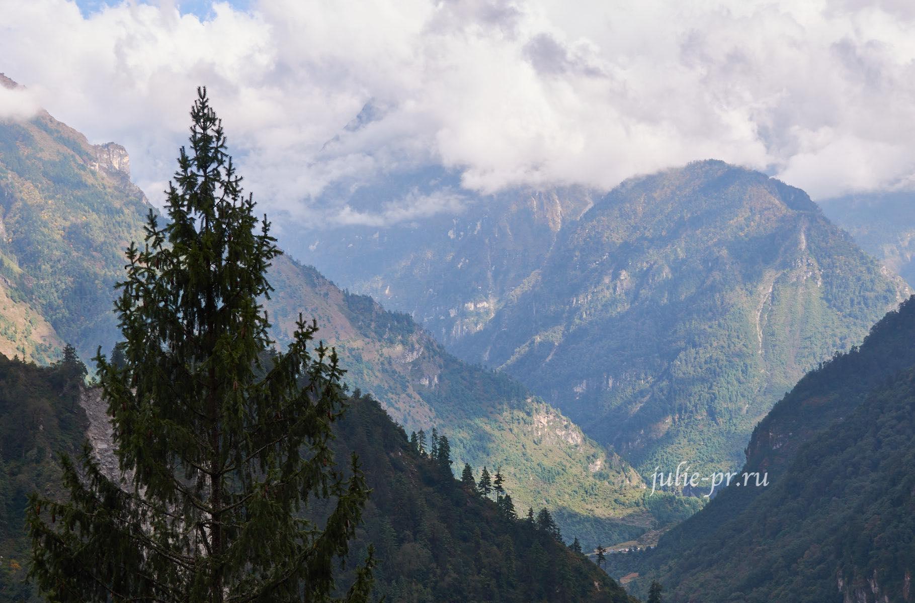 Непал, Трек вокруг Аннапурны, Горы