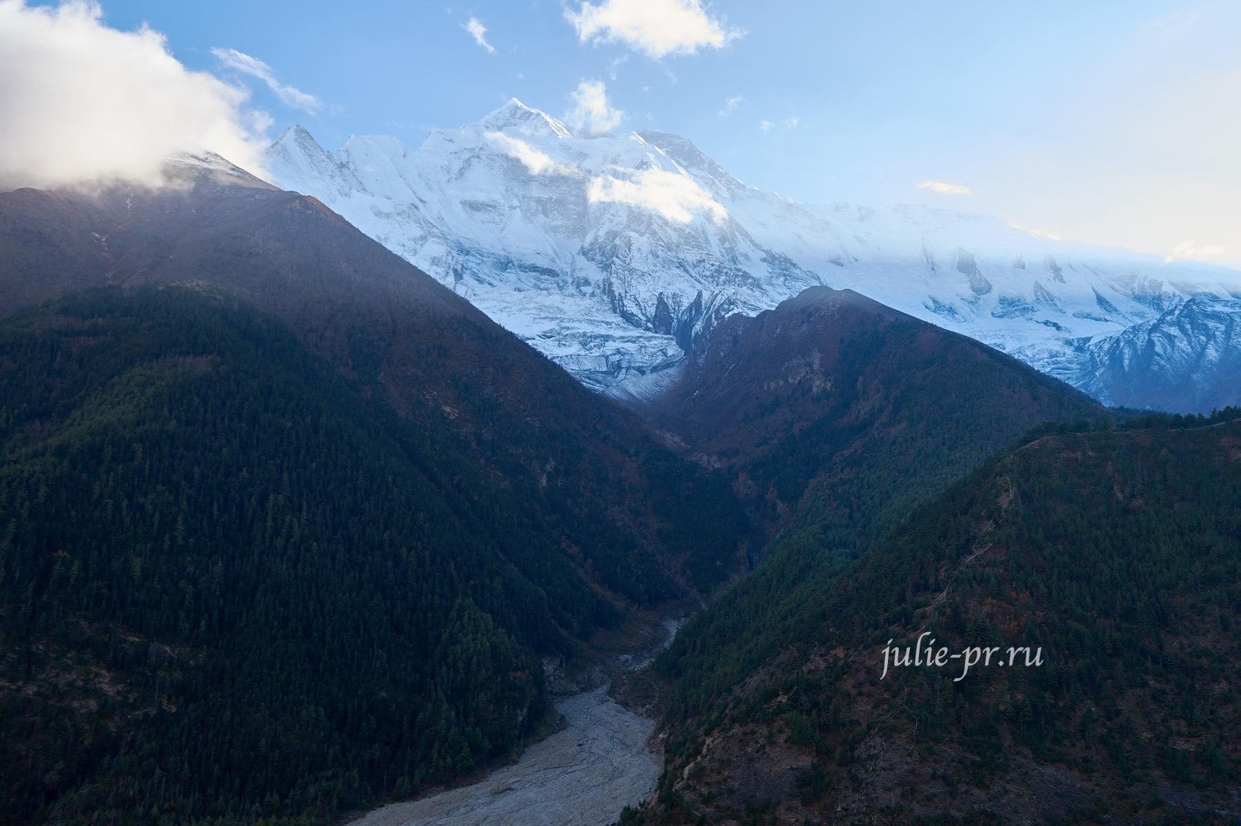 Непал, Трек вокруг Аннапурны, Аннапурна-2
