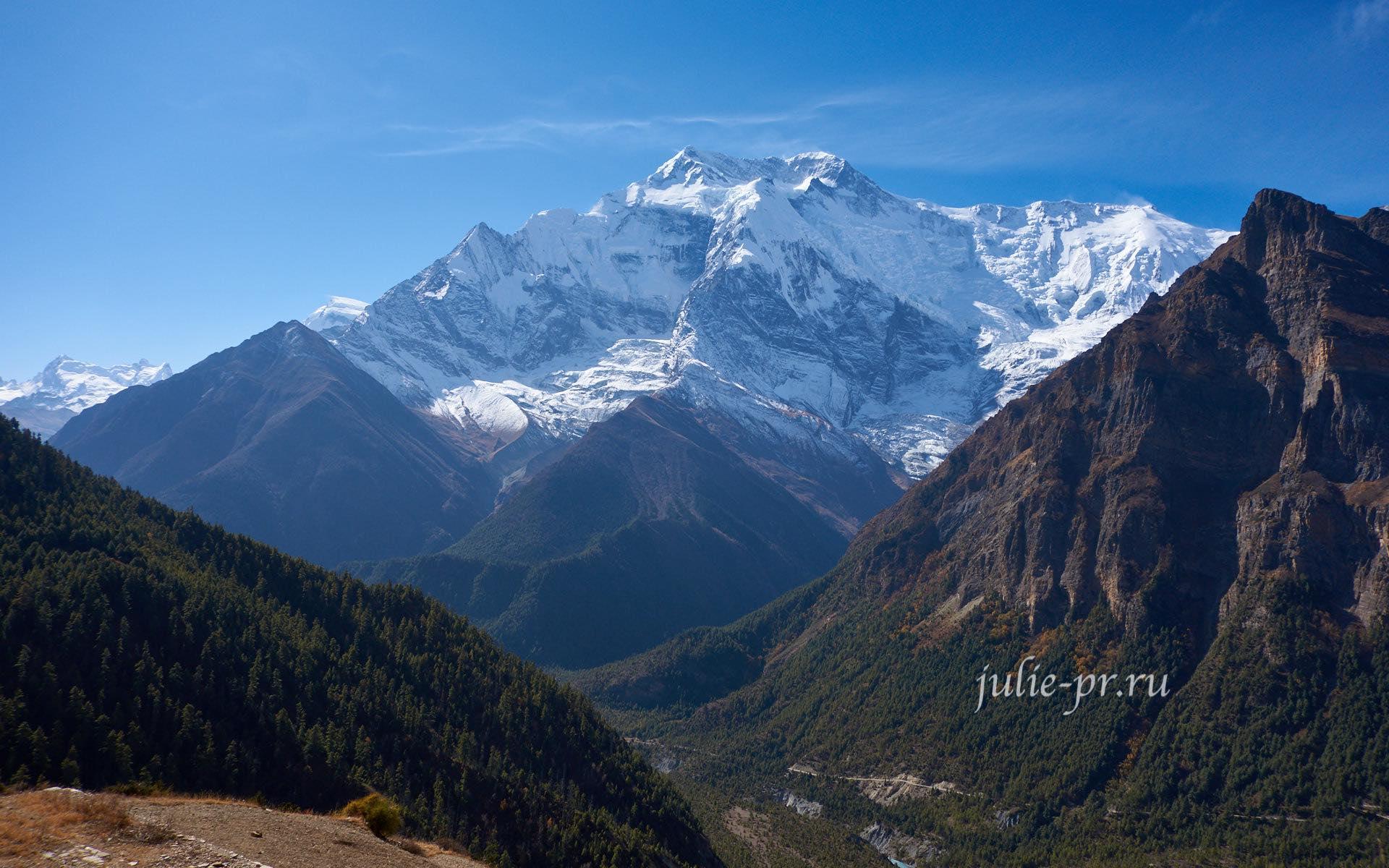 Непал, Трек вокруг Аннапурны, Аннапурна-II