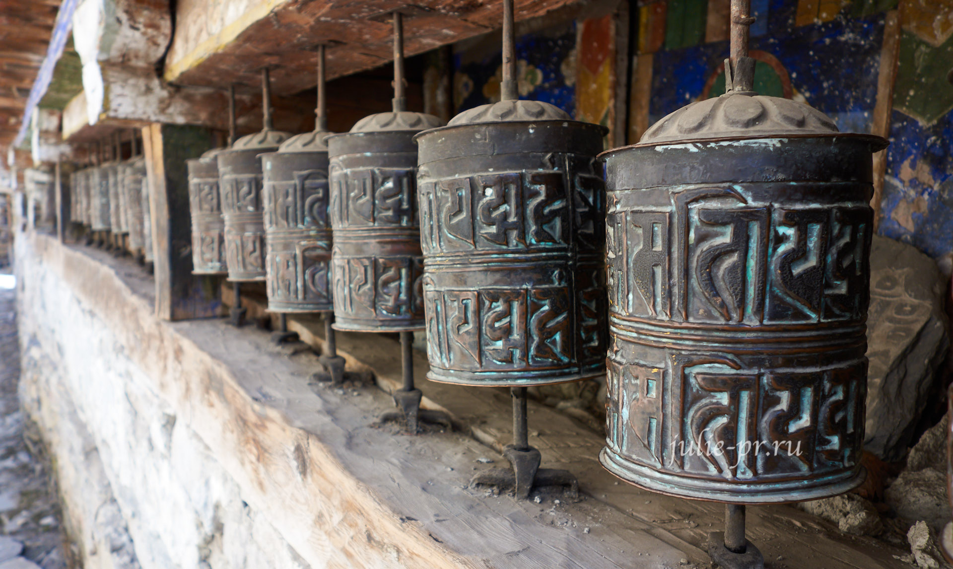Непал, Трек вокруг Аннапурны, Барабаны