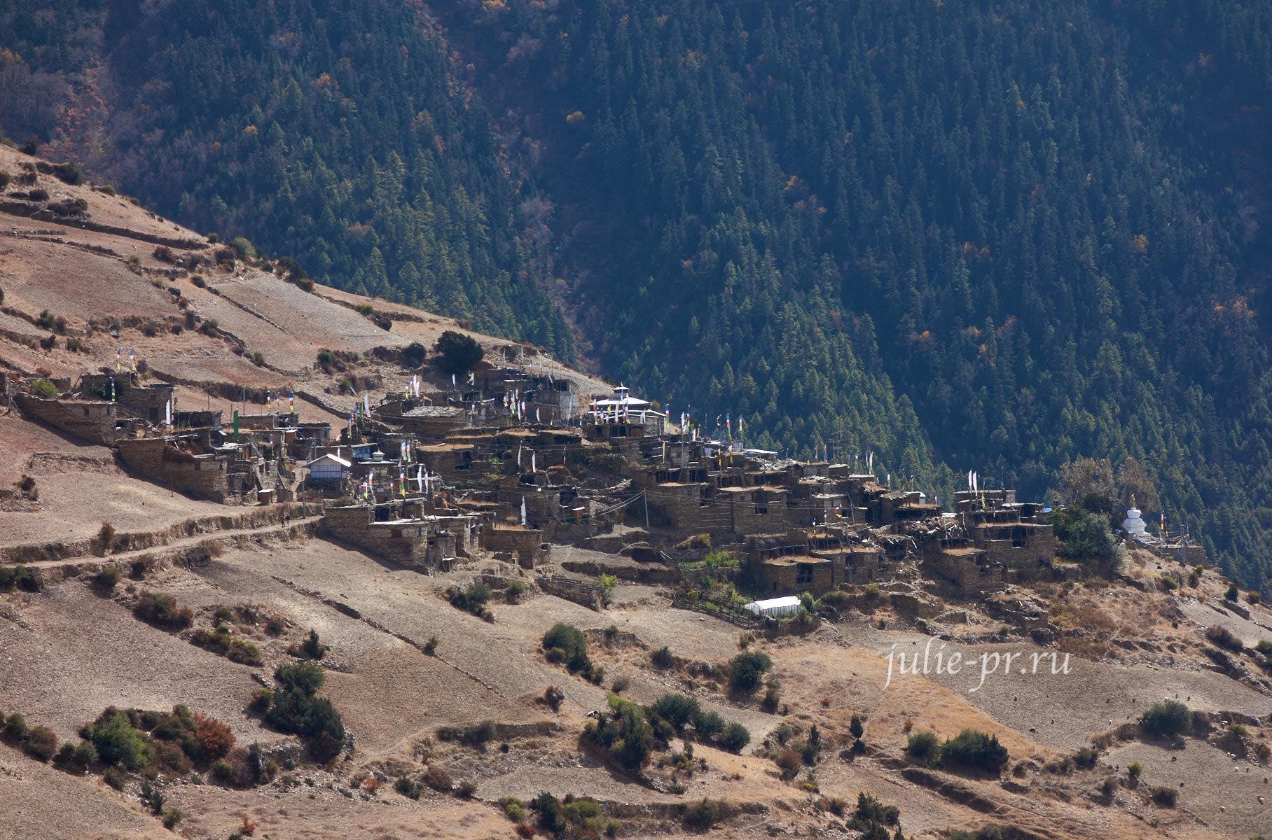 Непал, Трек вокруг Аннапурны, Ghyaru