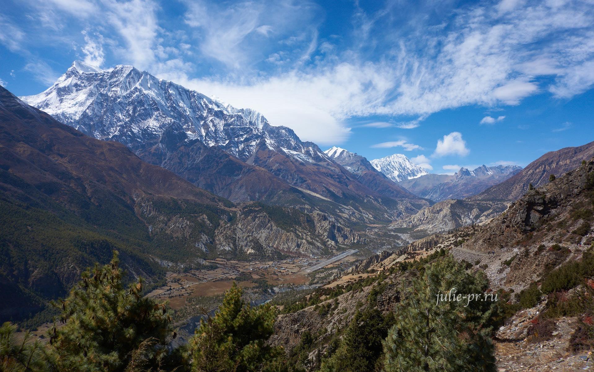 Непал, Трек вокруг Аннапурны, Аннапурна-III