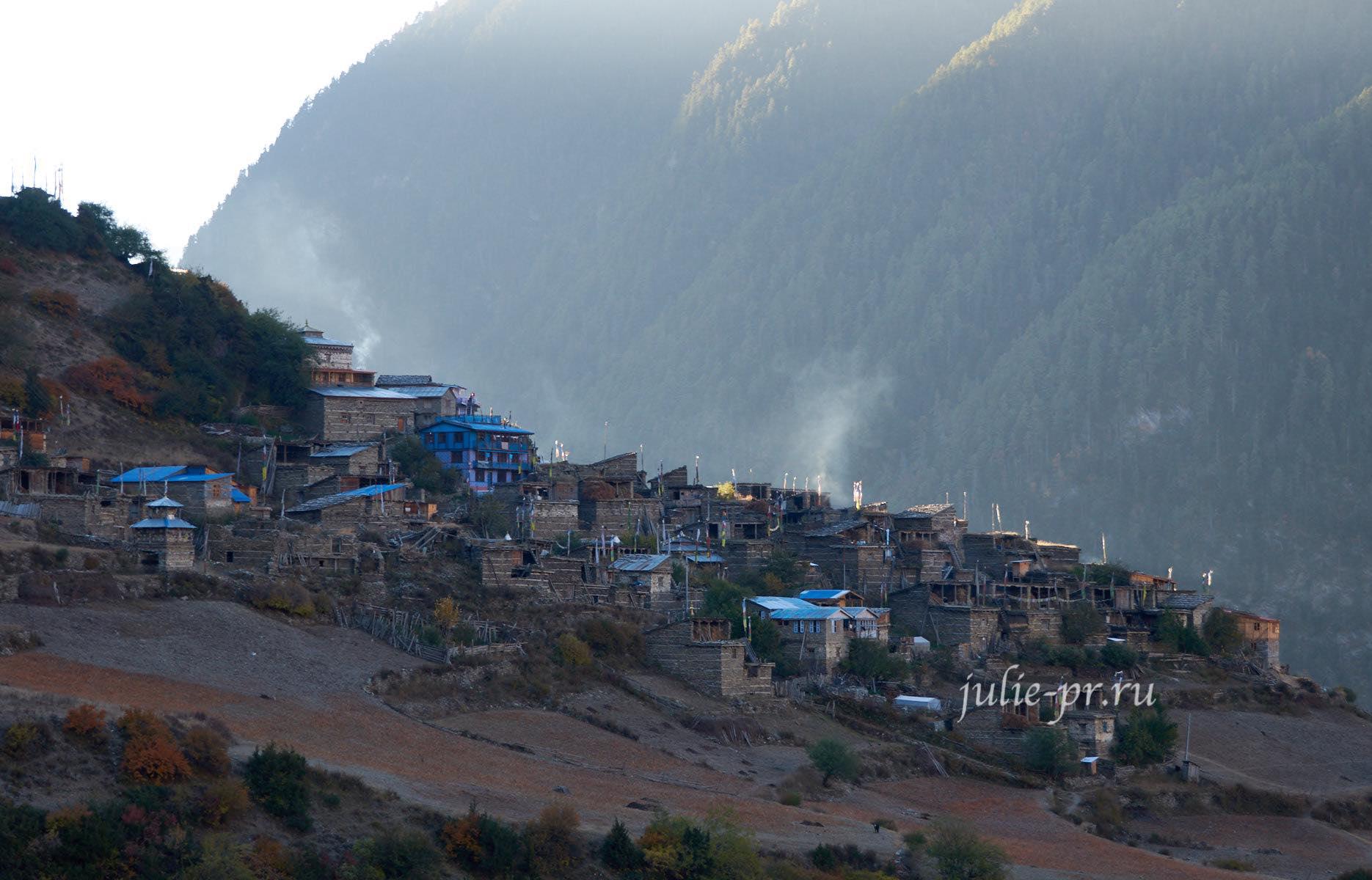 Непал, Трек вокруг Аннапурны, Upper Pisang