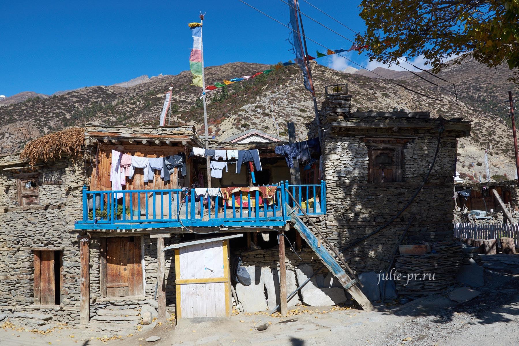 Непал, Трек вокруг Аннапурны, Ngawal