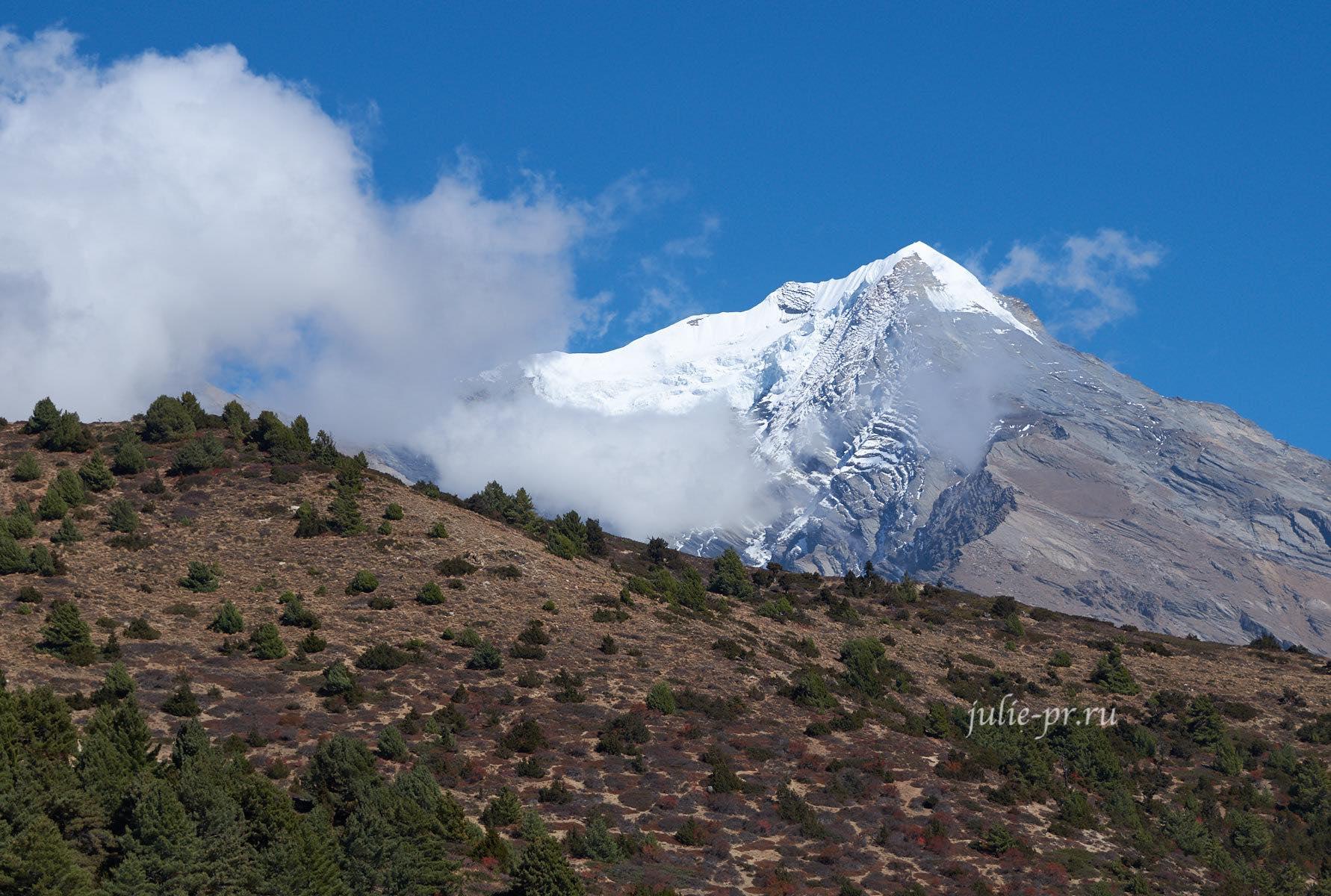 Непал, Трек вокруг Аннапурны, Pisang Peak