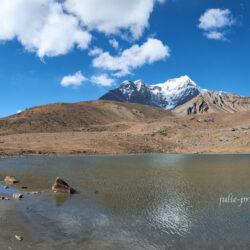 Непал. Вокруг Аннапурны: 11. Ледяное озеро (Ice Lake)