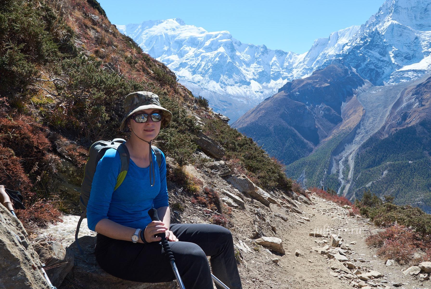 Непал, Трек вокруг Аннапурны, Отдых