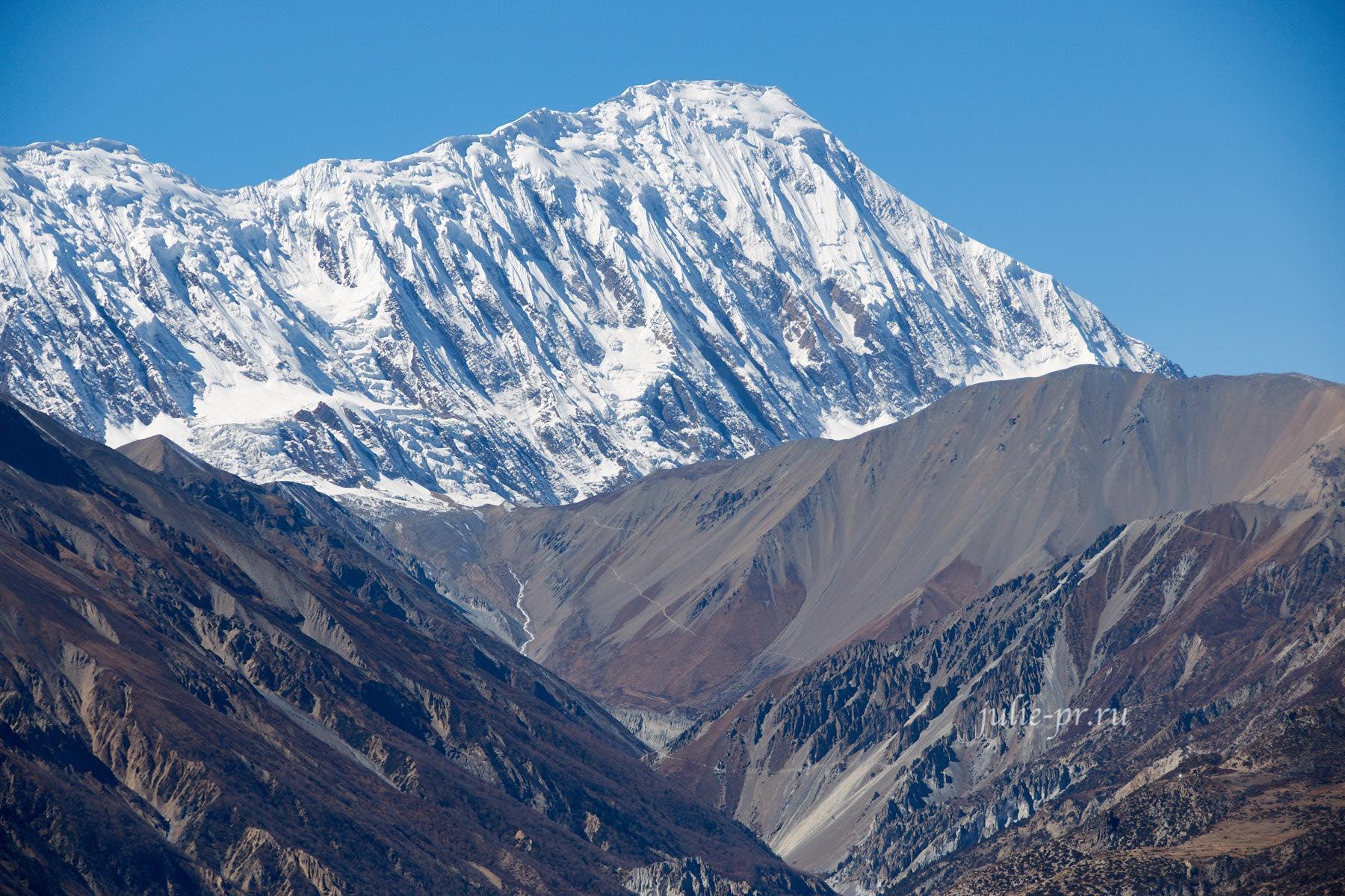 Непал, Трек вокруг Аннапурны, Пик Тиличо