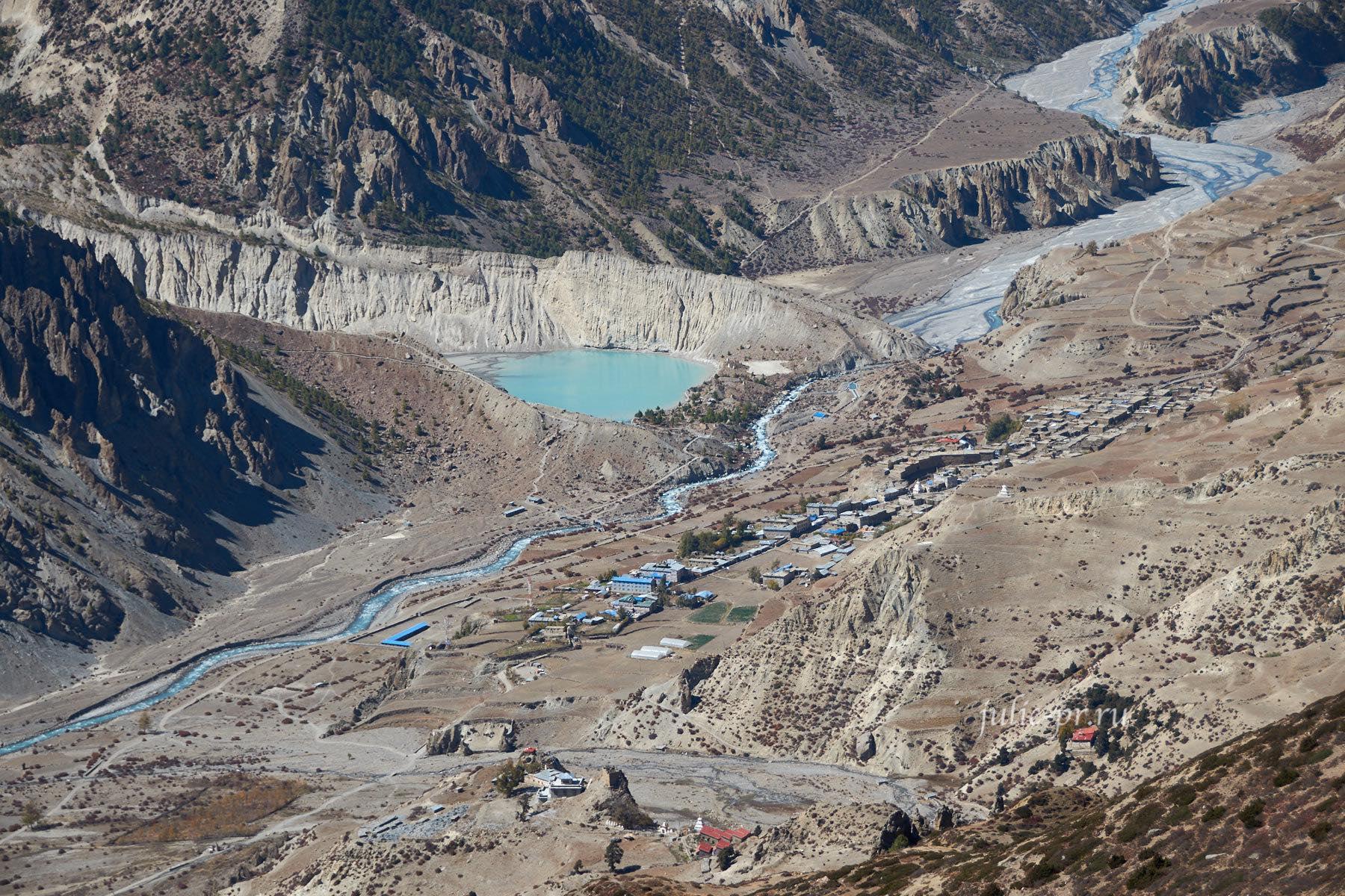 Непал, Трек вокруг Аннапурны, Мананг