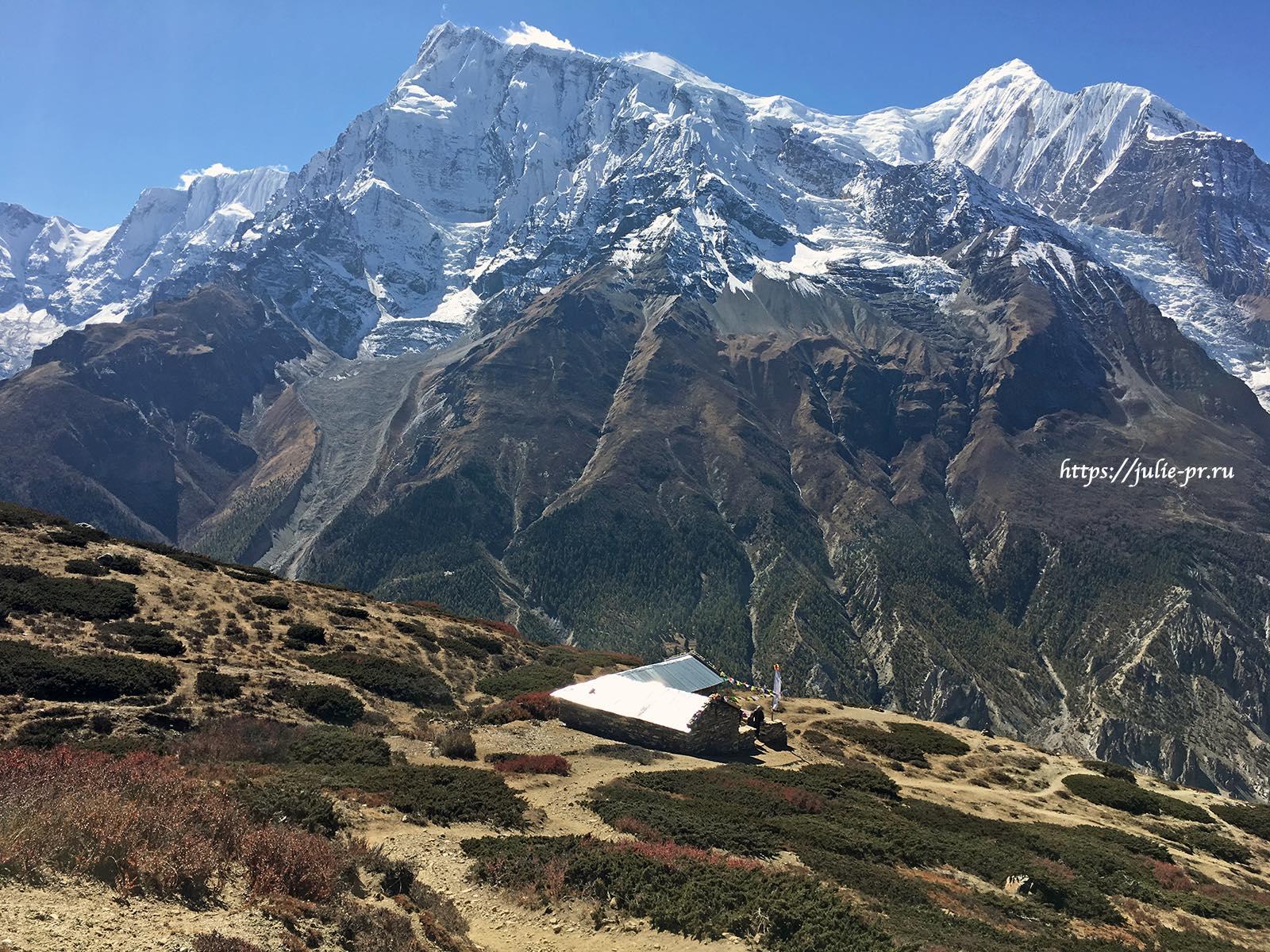 Непал, Трек вокруг Аннапурны, Горы, Чайный домик