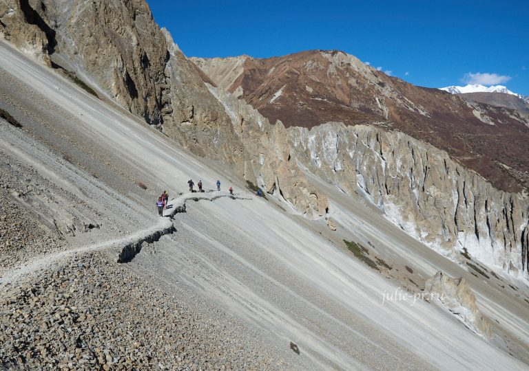 Непал. Вокруг Аннапурны: 12. Мананг – Базовый лагерь Тиличо