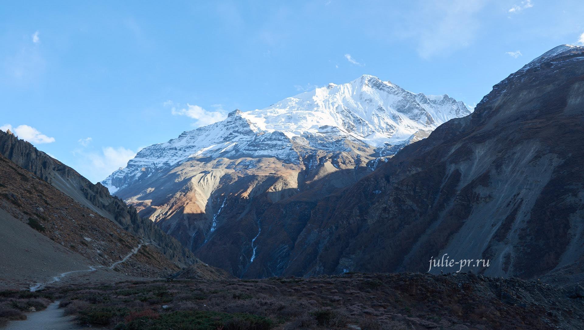 Непал, Аннапурна. Базовый лагерь Тиличо