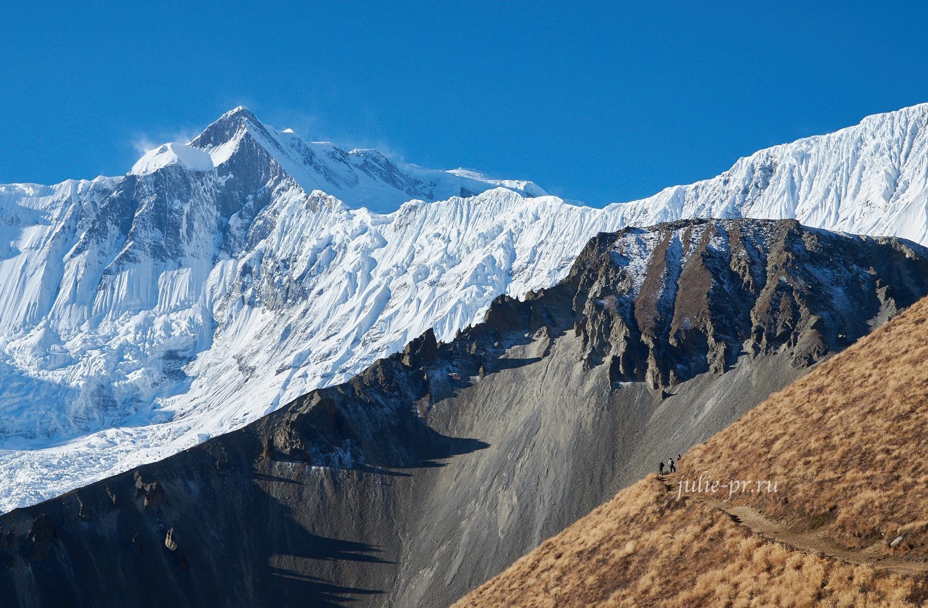 Непал, Тиличо, Большой барьер