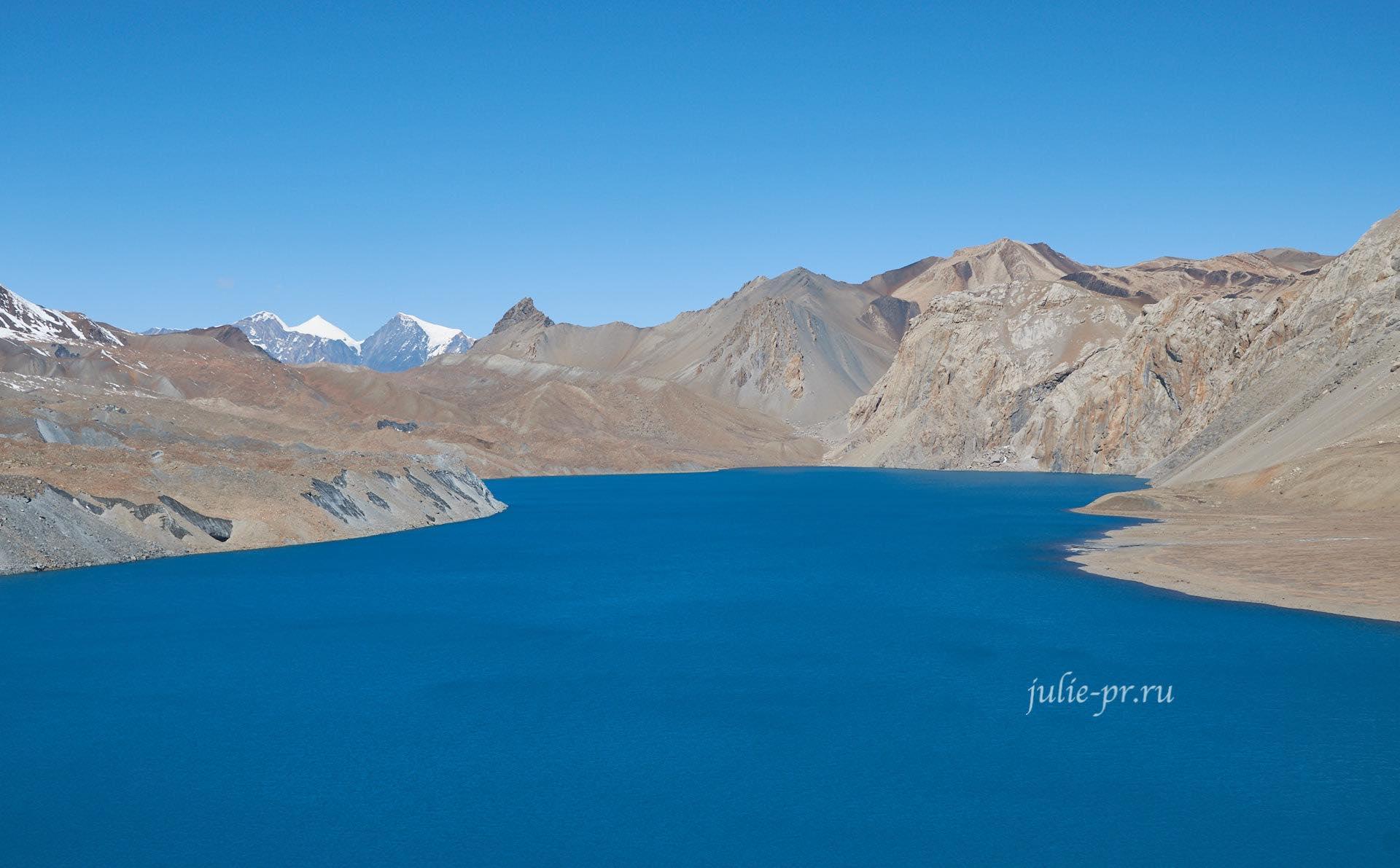 Непал, Озеро Тиличо