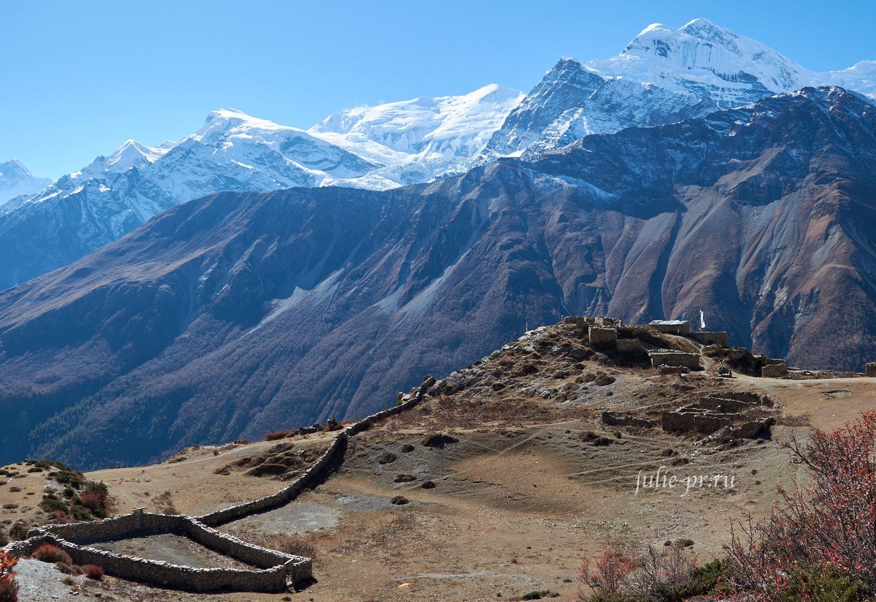 Непал. Верхний Кхангсар