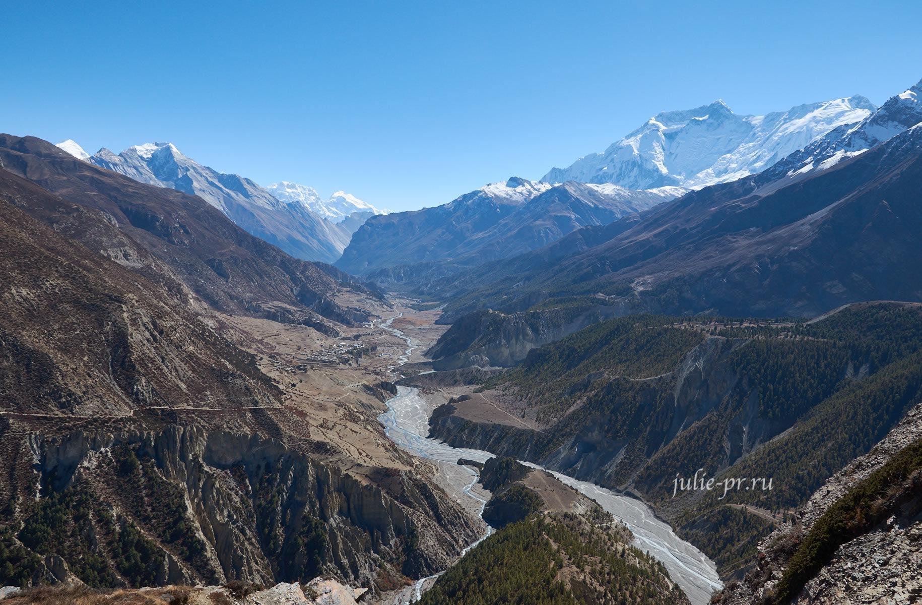Непал. Долина Мананга