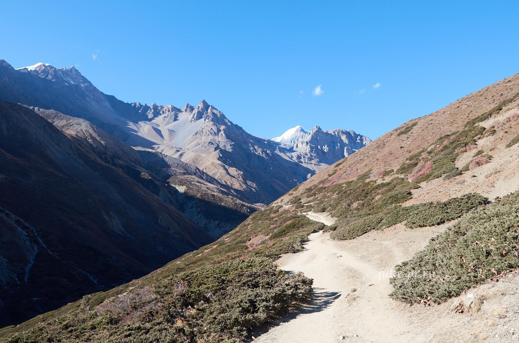 Непал. Путь к перевалу Торонг-Ла