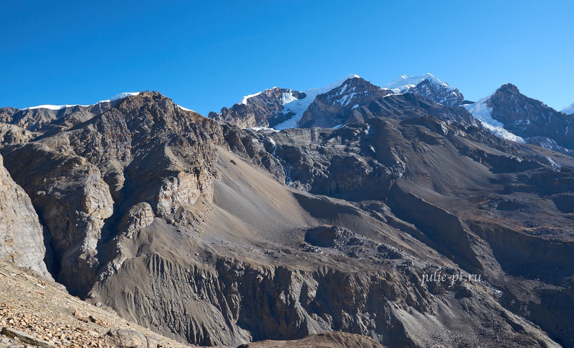 Непал, Перевал Торонг-Ла, Верхний Лагерь