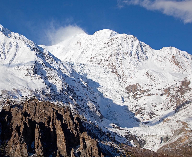 Непал, Трек вокруг Аннапурны, Гангапурна