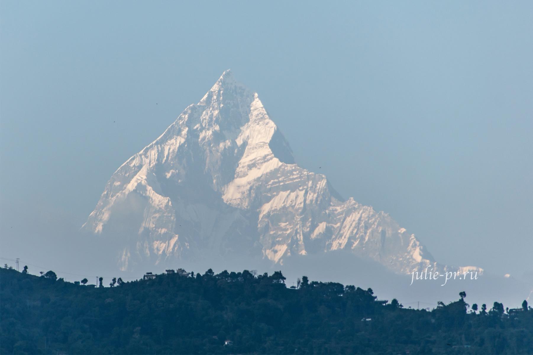 Непал, Покхара, Мачапучаре