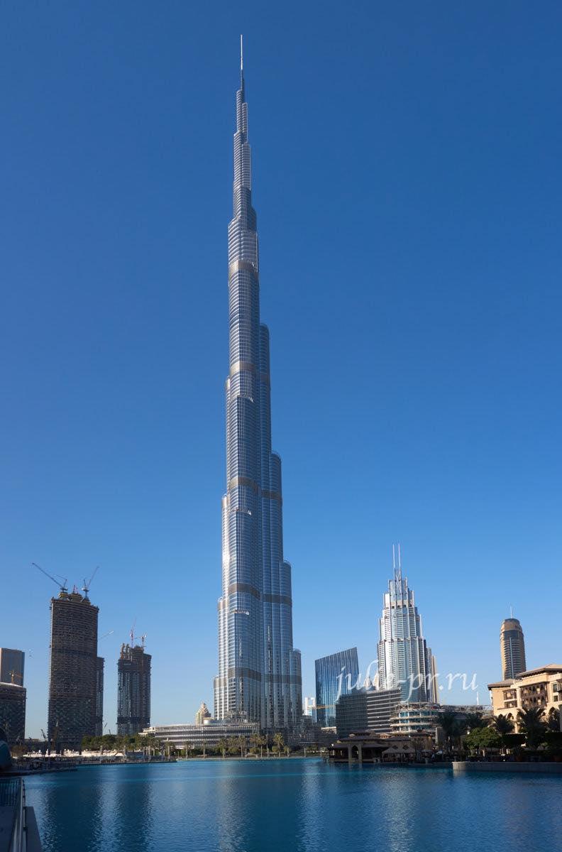 ОАЭ, Дубай, Бурдж-Халифа