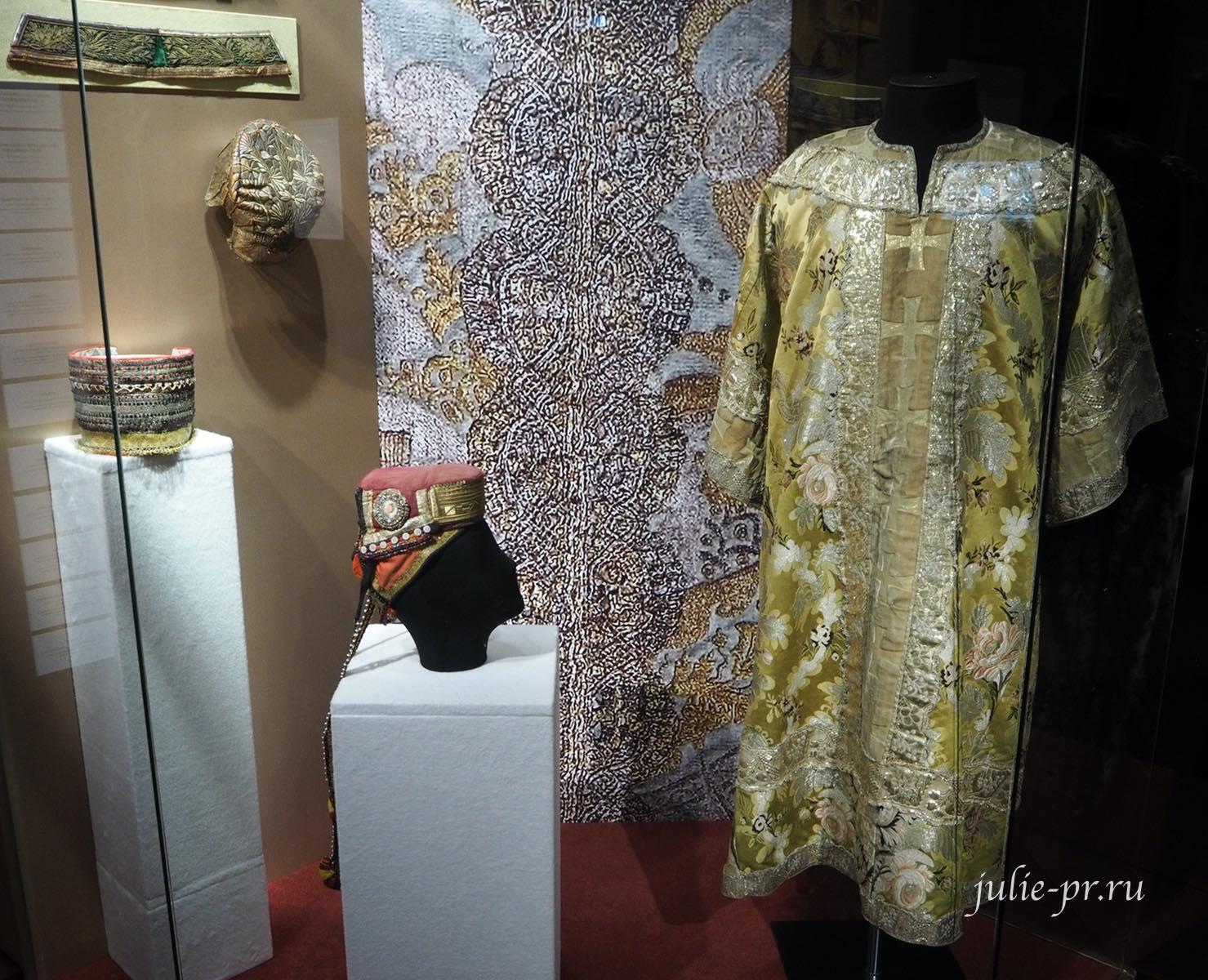 Орнаментальная вышивка