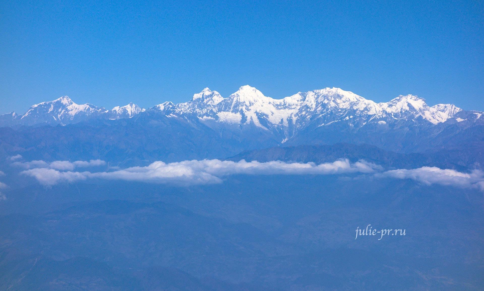 Непал, Гималаи, Ганеш-Гимал