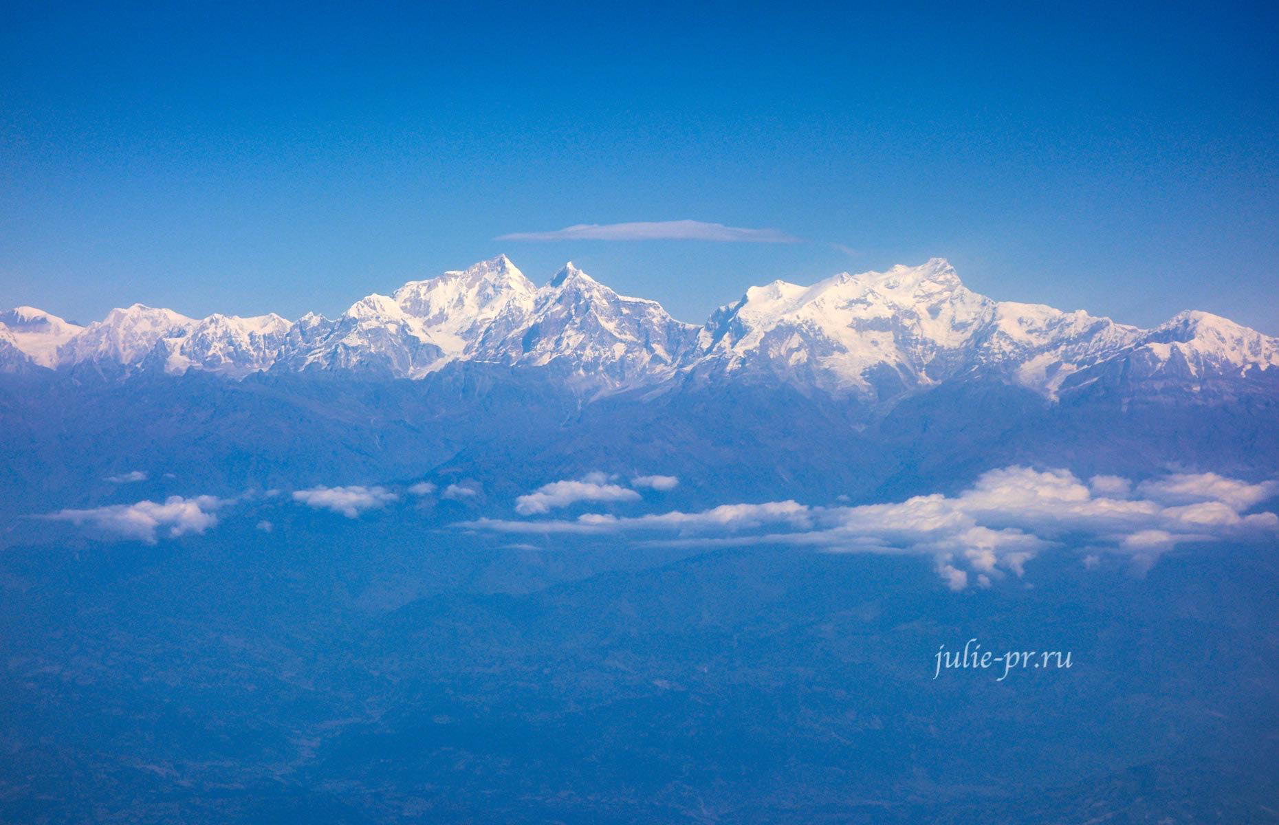 Непал, Гималаи, Манаслу