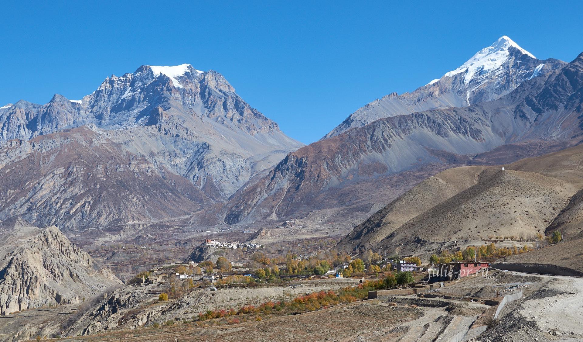 Непал, Перевал Торонг-Ла