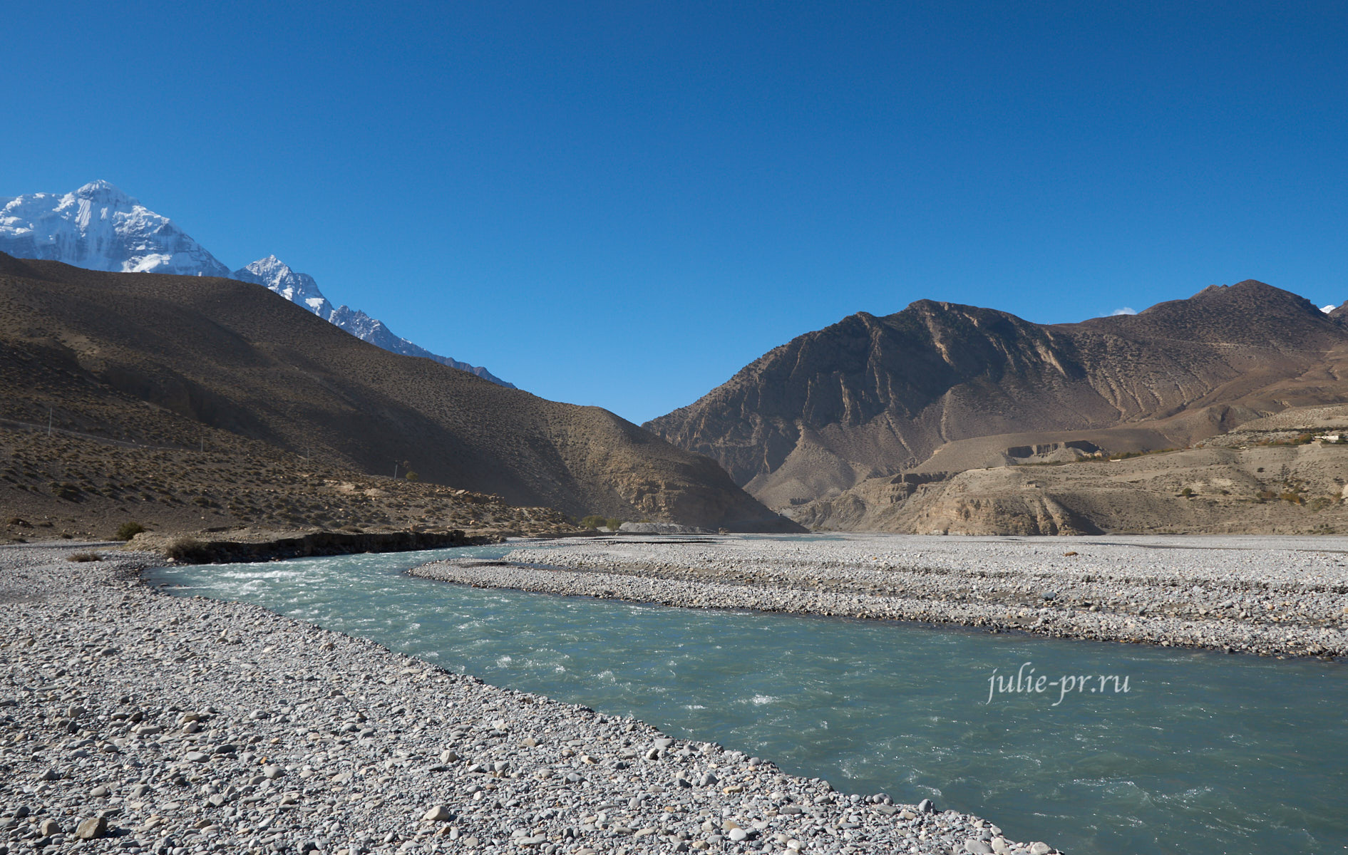 Непал, Кали-Гандаки