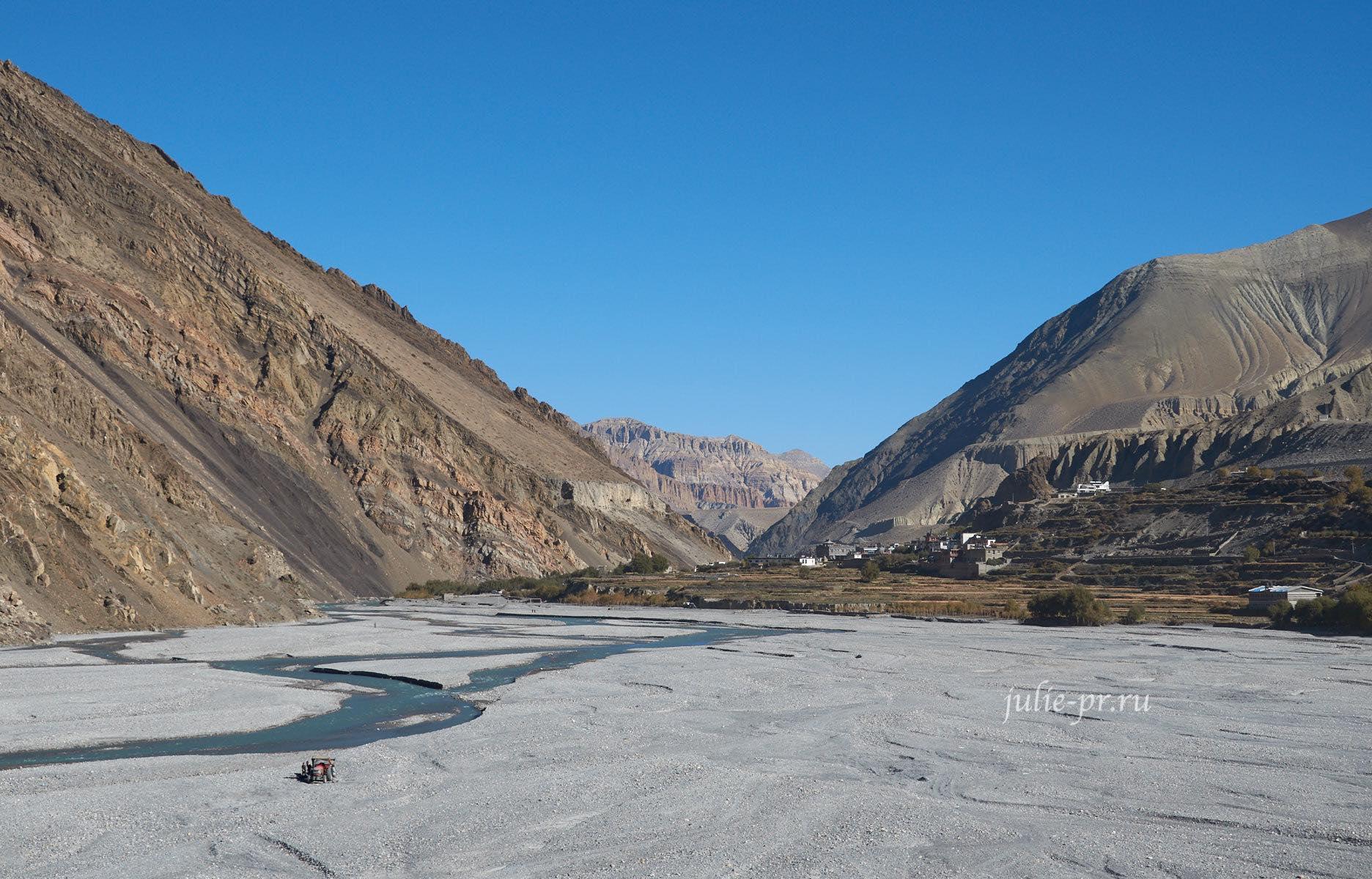 Непал, Кали-Гандаки, Кагбени