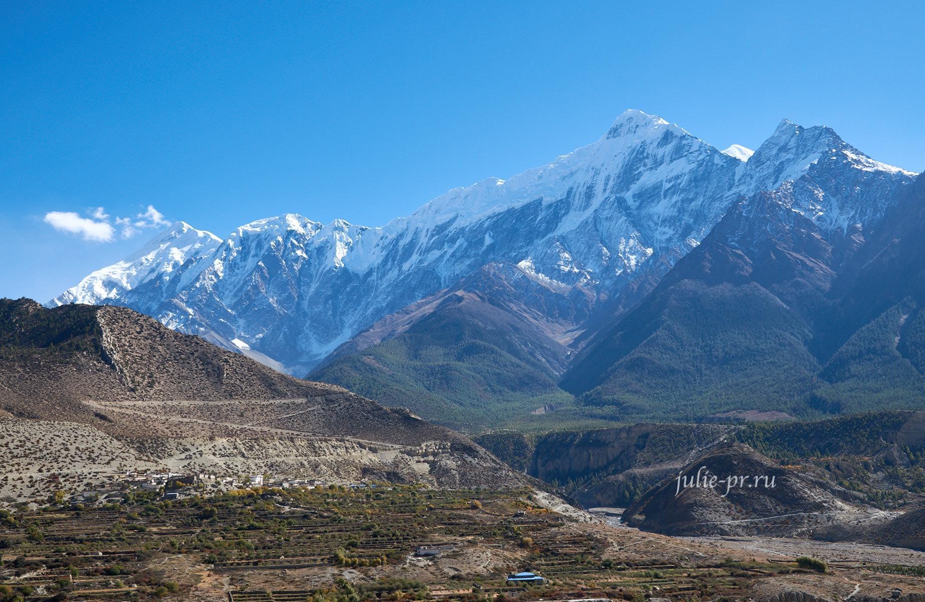 Непал, Джомсом, Нилгири