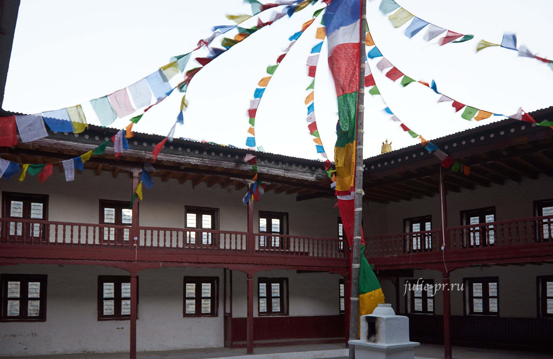 Непал, Марпа, Монастырь