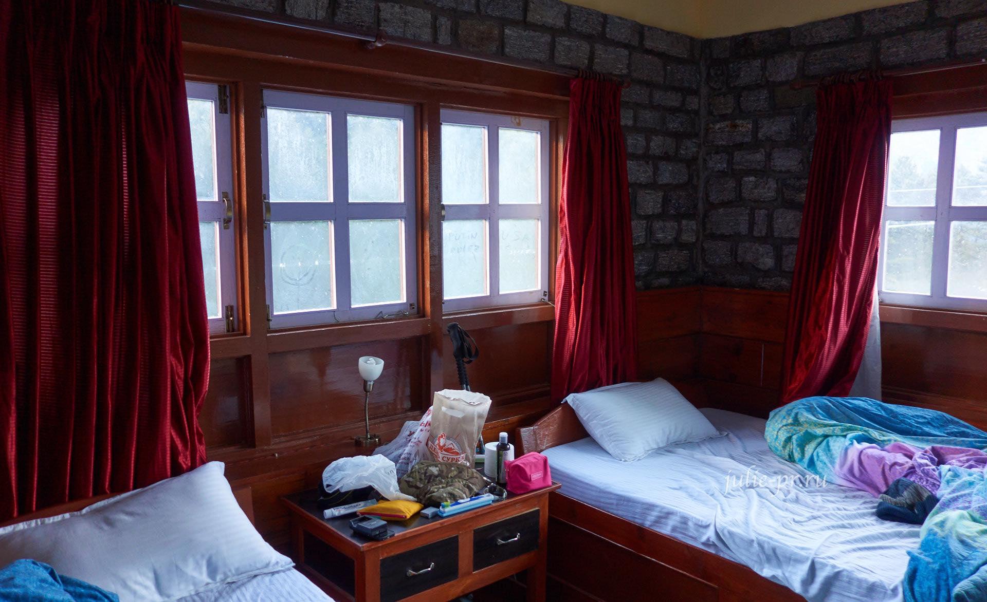Непал, Трек вокруг Аннапурны, Гостевой дом