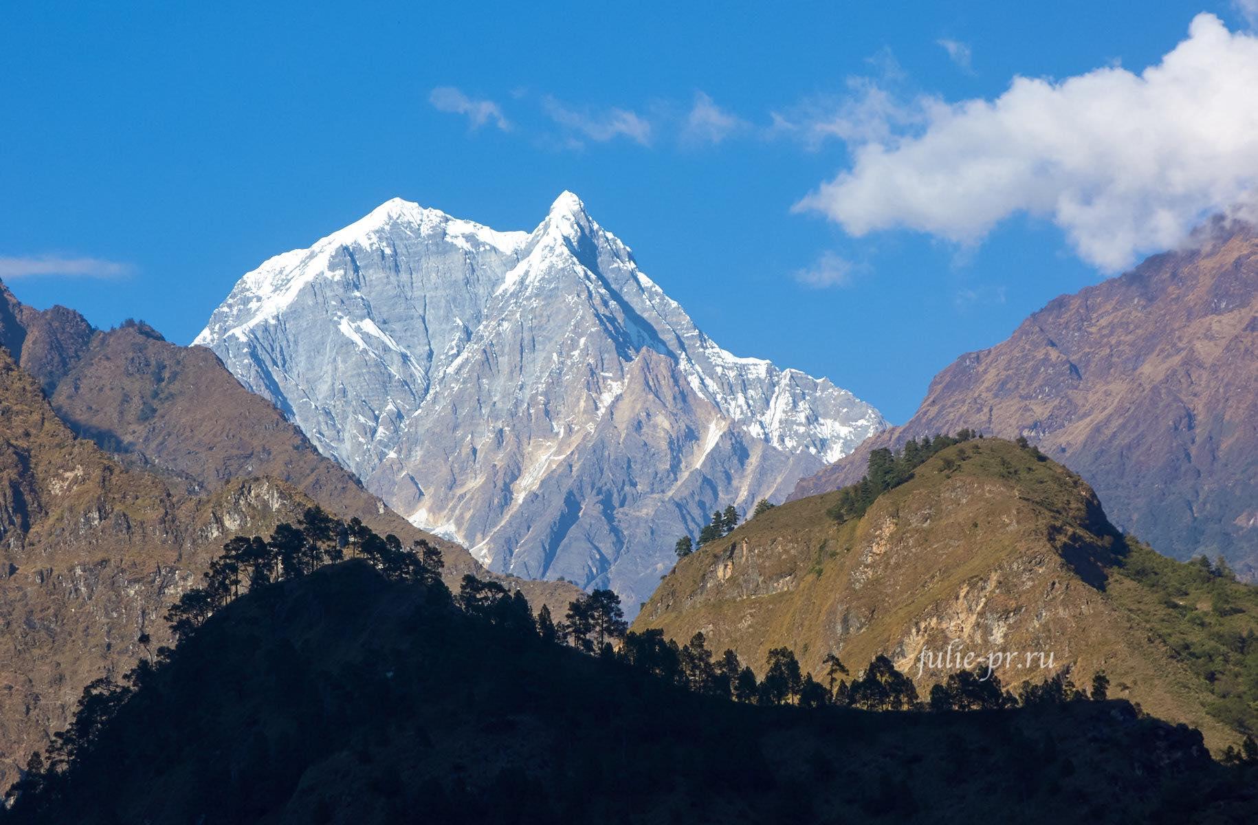 Непал, Трек вокруг Аннапурны, Нилгири