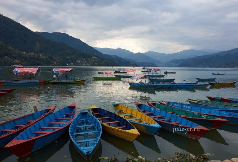 Непал. Вокруг Аннапурны: 20. Покхара