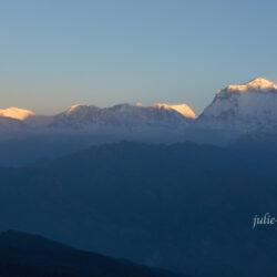 Непал. Вокруг Аннапурны: 21. Пун-Хилл (Poon-Hill)
