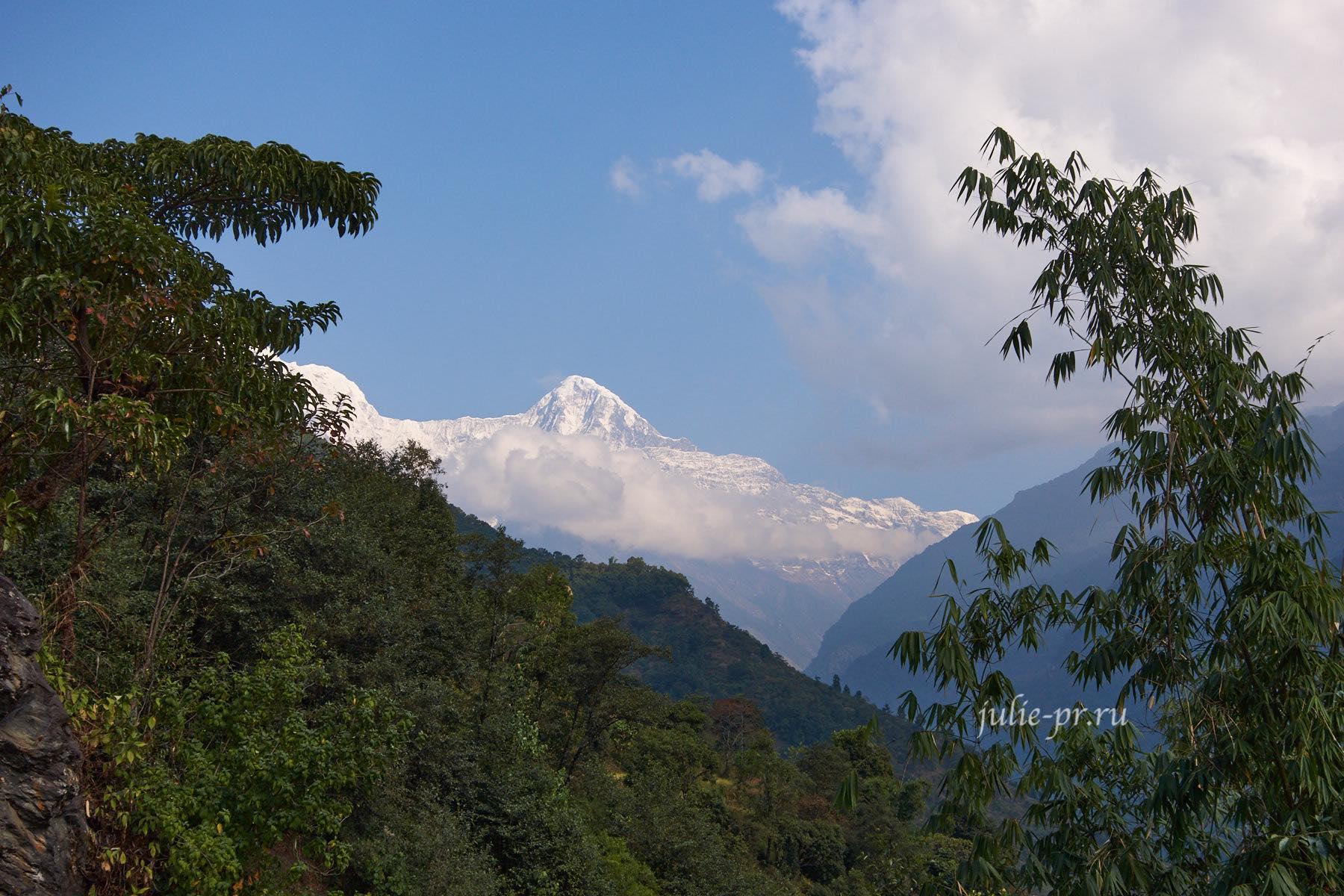 Непал, Пун-Хилл трек, Хиунчули