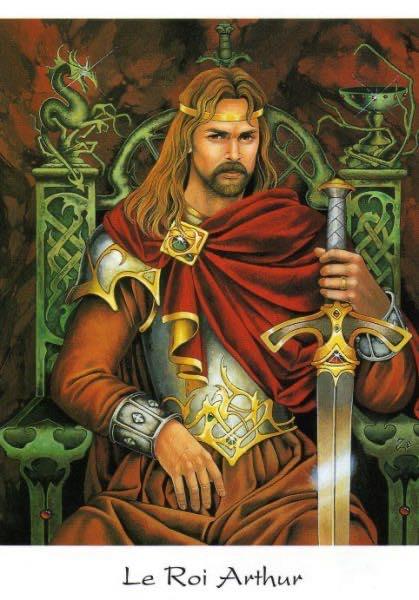 Король Артур, Zephir d'Elph, Nimue